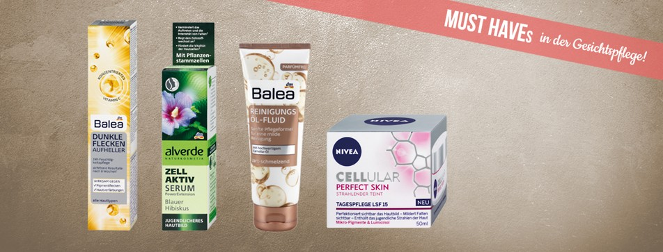 Gesichtspflege-Trends 2015: Von Lichtreflexen bis hin zur CC Cream.