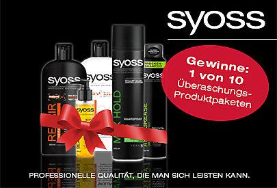 Ihre Meinung ist gefragt! Wie bewerten Sie die SYOSS-Produkte?
