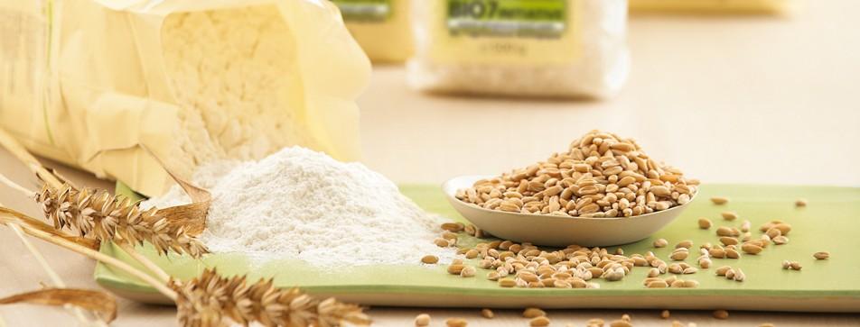 Alnatura steht für biologische Nahrungsmittel.