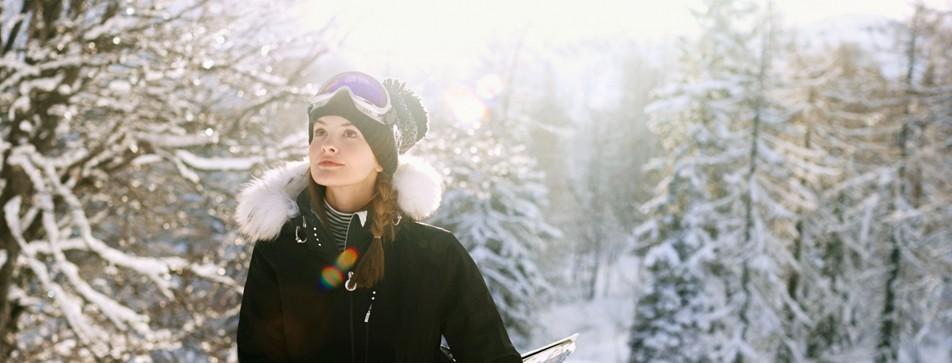 Hautpflege für den Ski-Urlaub