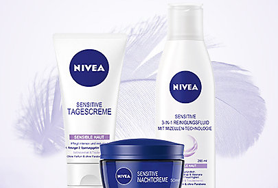 Die Produkte enthalten keine Farbstoffe, keine Parabene und kein Parfum.