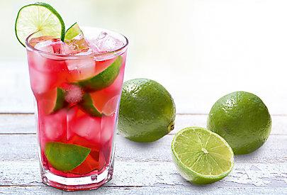 Cocktail-Rezept mit Wassermelone