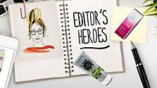 Editor's Heroes: Naturkosmetik