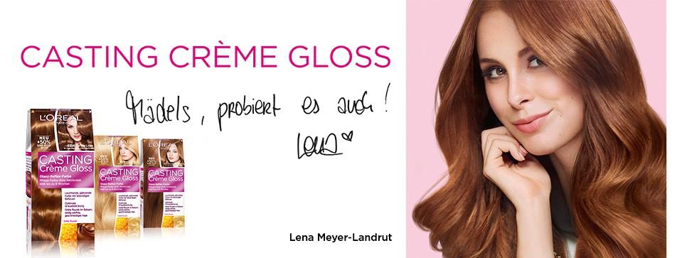 Haare trendig färben: Mit der Casting Crème Gloss von L'Oréal