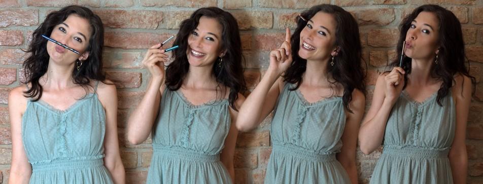 Beauty-Momente: Leonie-Rachel und der Kajal.