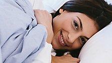 Wirksamer Schönheitsschlaf